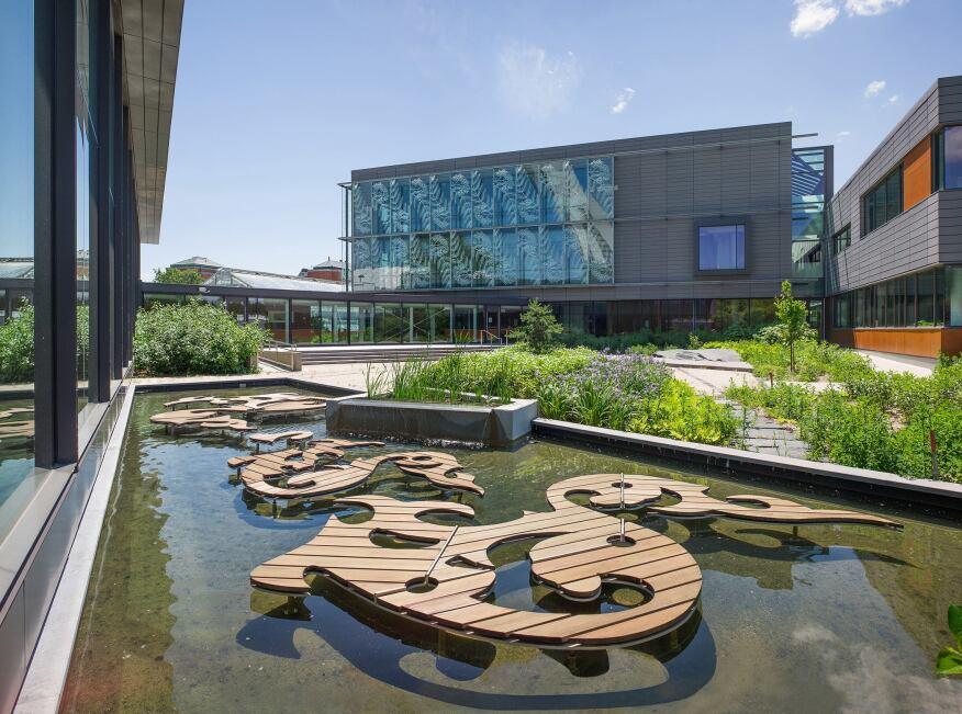 Biodiversity Centre of Université de Montréal inMontréal.