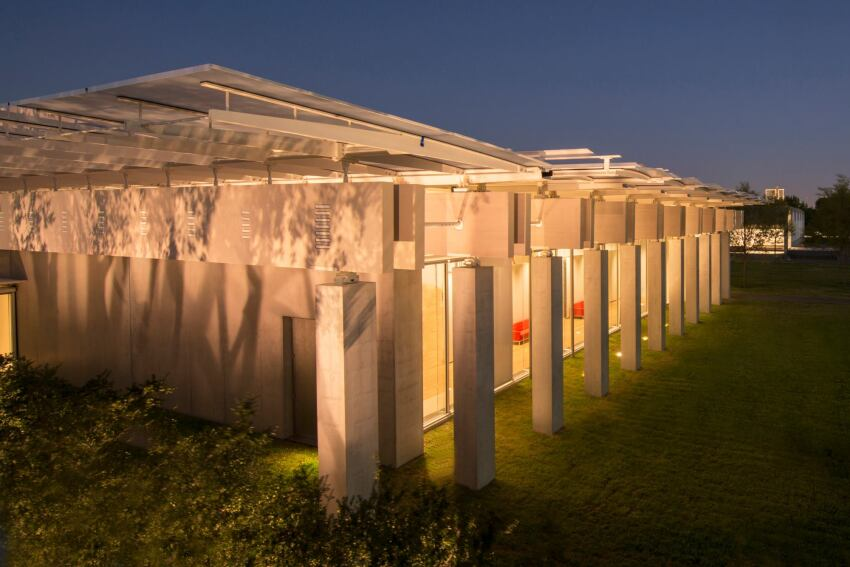 Photographer Robert LaPrelle's Shots of Renzo Piano's New Kimbell