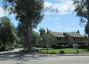 Twin Oaks Apartments in Vacaville, Calif., consists of 12 two-story walk-up structures and totals 46 one-, two-, and three-bedroom family units.