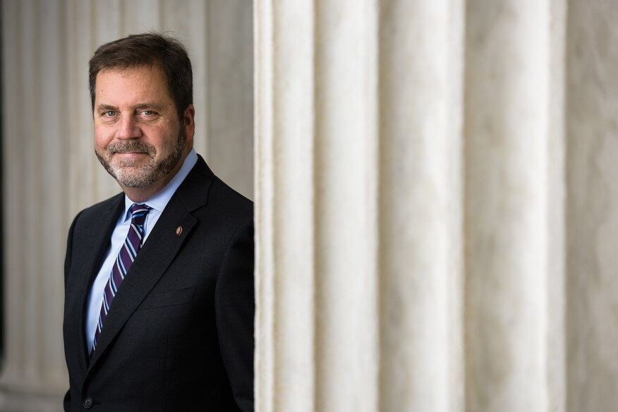 Russell A. Davidson, FAIA, 2016 AIA President