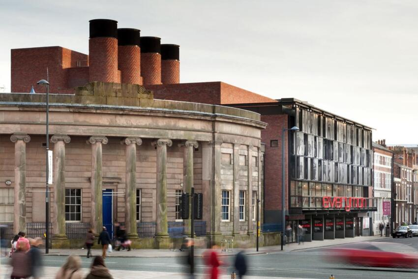 Everyman Theatre Wins the 2014 RIBA Stirling Prize