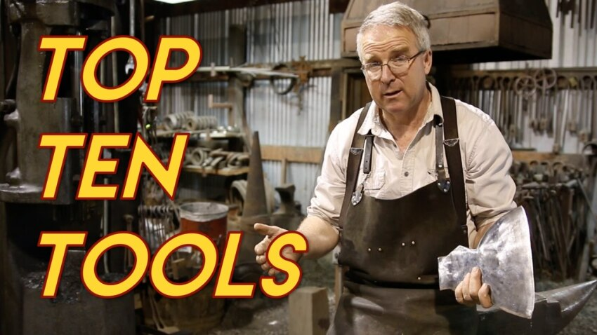 Top 10 Favorite Tools