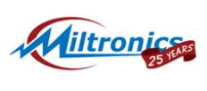 Miltronics Logo