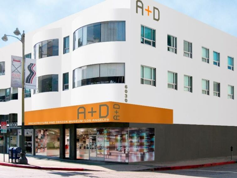 a+d architecture and design museum > los angeles opens permanent space