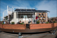 Santa Clara University Wins 1st SMUD Tiny House Competition