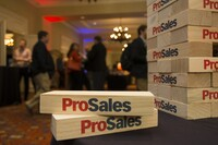 Scenes from the 2017 ProSales 100 Conference