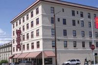 Hotel project provides housing while rescuing city's pastThe Grand Apartments in Roseburg, Ore.Roseburg, Ore.
