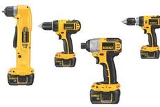 Launch Time 2009: DeWalt 18-Volt Cordless Tools