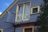 Nailed Ledger Led to Hartford Porch Collapse