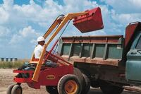Skid-steer Loader Mechanizes Manual Labor