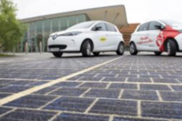 World's First Solar Roadway Opens in France