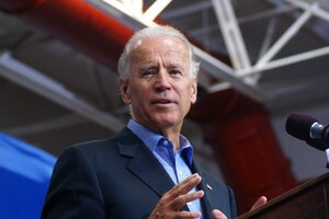City Renames Pool After VP Joe Biden
