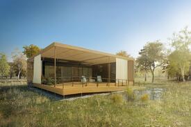 2013 Solar Decathlon: AIR House