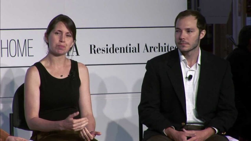 The New Norris House At ARCHITECT Live Part Two: Building the Home and Its Sustainable Systems