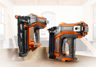 RIDGID HyperDrive 18-Volt Nailers. Faster, Longer Life and Runtime. No Compressor, Hose or Gas Cartridge Needed.
