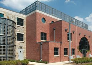 Brick fulfills aesthetic and sustainability requirements in all types of projects. The John J. Flynn BAC/IMI International Training Center in Bowie, Md., shows the beauty of brick, while benefiting from its green qualities. The project is in the process of obtaining LEED Silver certification.
