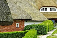 Thatched Roofs Still Have Their Fans