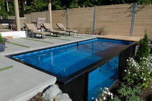 Lifestyle Trends Give Rise to Modular Plunge Pools