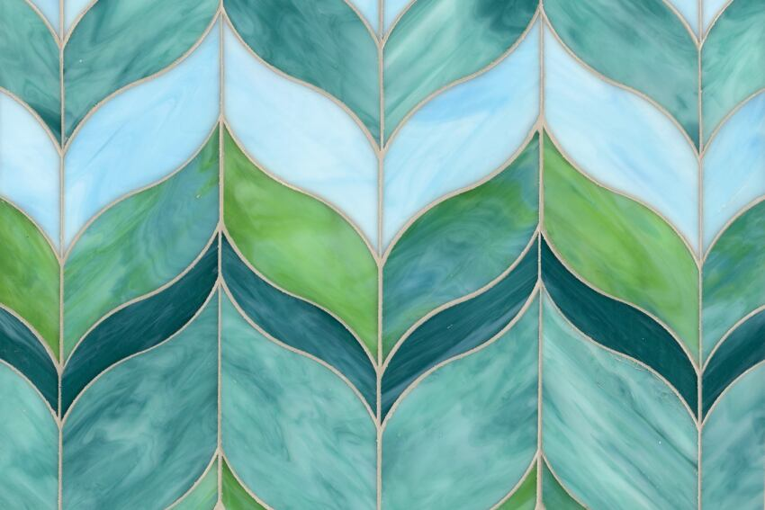 Ann Sacks Glass Mosaics