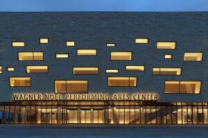 A performing arts facility for the West Texas Permian Basin.