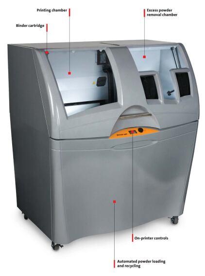 3-D Ink-jet Printing