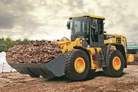 Interim Tier 4 wheel loader