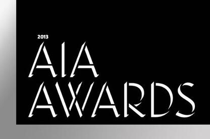 2013 AIA Honor Awards