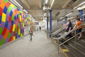 Columbus Circle Station Complex Rehabilitation