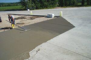 Solving Concrete Finishing Problems