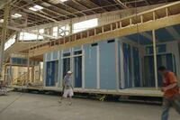 Building the 2014 Greenbuild LivingHome