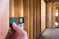 Bosch Laser Measure Offers Pocket-Size Precision