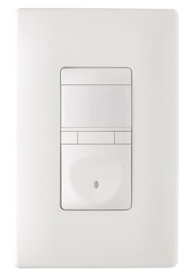 Legrand/Pass & Seymour Dimming Multi-Way Convertible Occupancy Sensor