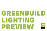 Greenbuild Lighting Preview
