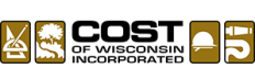 Cost of Wisconsin, Inc. Logo