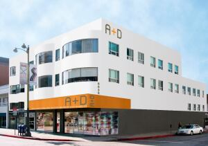 A rendering of the now-complete A+D Architecture and Design Museum > Los Angeles.