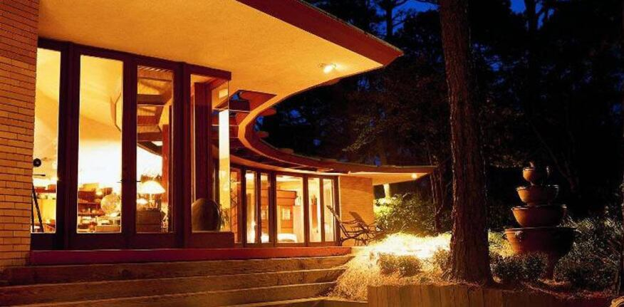 Top 5 Most Expensive Frank Lloyd Wright Designed Houses On