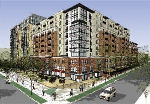 Union Place in Washington, D.C.'s NoMa area will be a victory 20 years in the making for one developer.