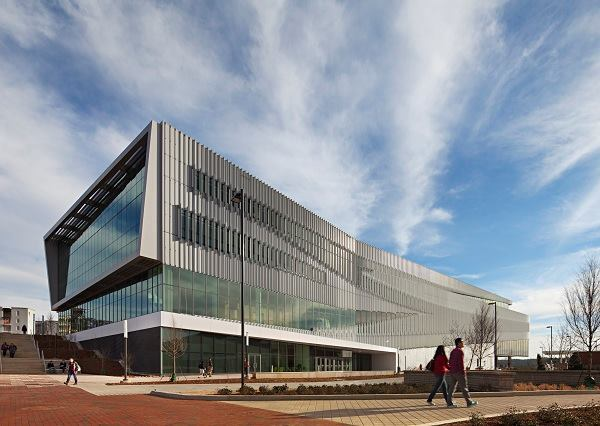 James B. Hunt Jr. Library; Snøhetta and Pearce Brinkley Cease + Lee; Raleigh, N.C.
