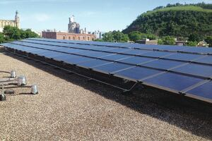 Saving future tax dollars with alternative energy projects