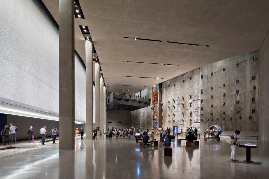 National September 11 Memorial Museum.
