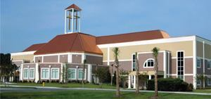 The unique geophysical conditions in Beaufort, S.C., played a crucial role in the tilt-up design of the Community Bible Church. Not only did the structure have to be able to resist seismic activity and hurricane-force winds, but also the building site's location was over a 30-foot-deep marsh.