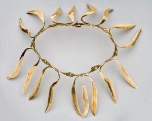 Necklace, circa 1942-1943
