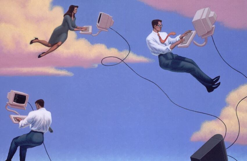 Mulitfamily Tech Budgets Pushing Cloud Computing Trend