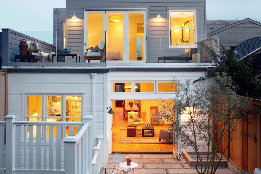 Feldman Architecture Turns a Historic Home in San Francisco Into a Valid Victorian