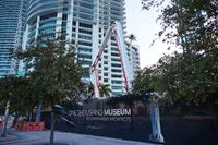 Zaha Hadid's One Thousand Museum Starts Going Vertical in Miami