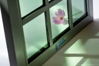 Double-Duty: Window Glass That Harvests Energy
