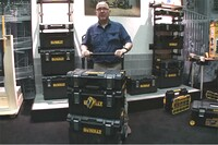 DeWalt ToughSystem Mobile Toolbox