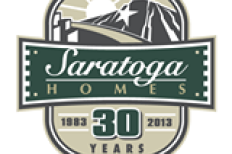 Saratoga Homes Logo