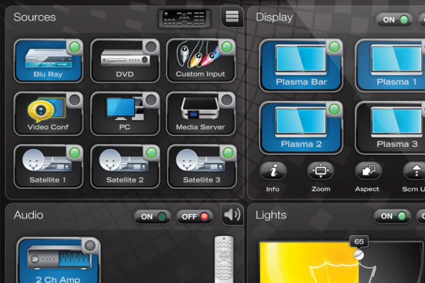 Compass Control Points Users in the Right Direction for Audio, Video, and Systems Management