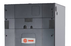 Trane's air handlers carry freshly conditioned air to every corner of the house.